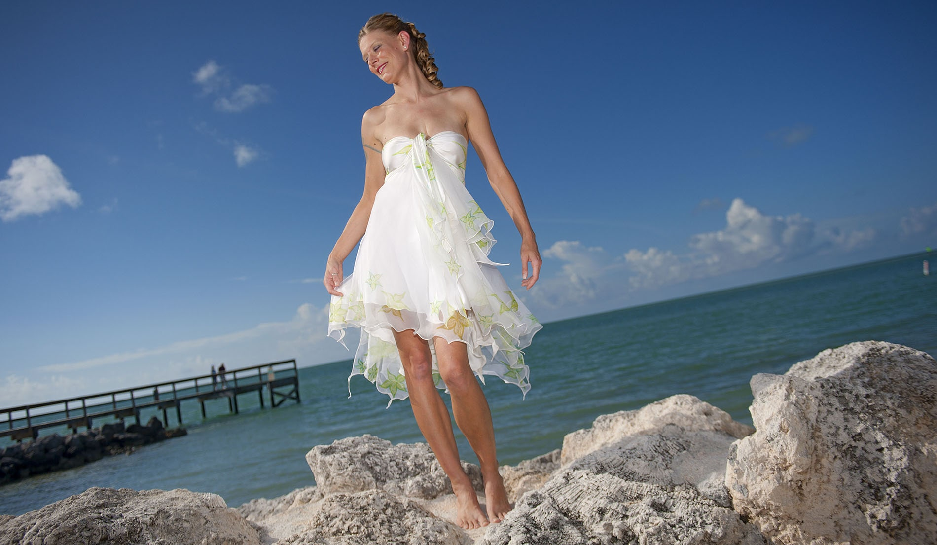LOOK BOOK FOR MIRABELLE - Custom Silk Beach Wedding Dresses and ...