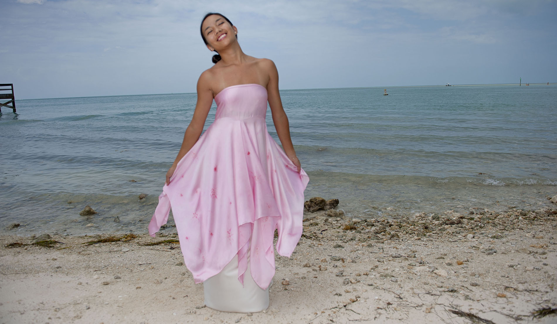 LOOK BOOK FOR CHRISTINA - Custom Silk Beach Wedding Dresses and ...
